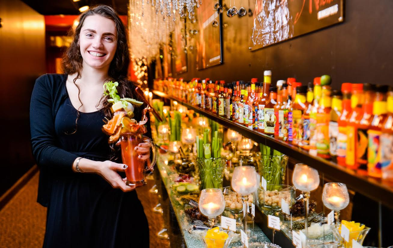 dishing out creativity and fun at hell's kitchen - visitorfun