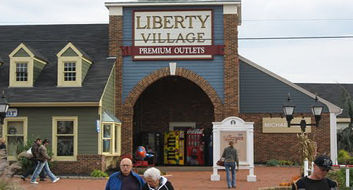 liberty village premium outlets flemington nj