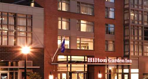 Hilton Garden Inn Dc Us Capitol Washington Dc