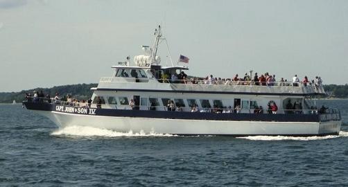 Captain john boats plymouth ma for Fishing charters plymouth ma