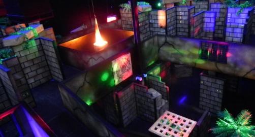 Lasertag Adventure Milwaukee Wi Ettractions Com