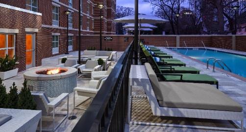 hilton garden inn homewood suites atlanta midtown. Black Bedroom Furniture Sets. Home Design Ideas