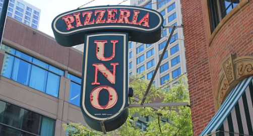 Pizzeria uno chicago il for Pizzeria uno chicago