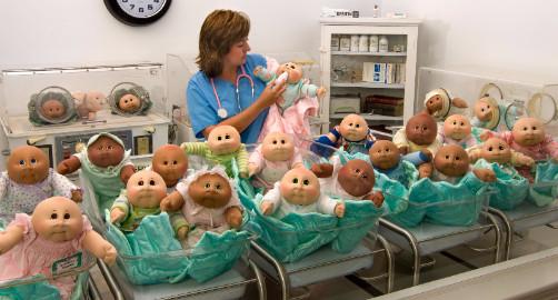 Babyland General Hospital Virtual Tour
