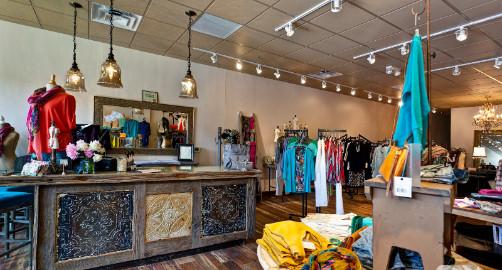 Clothing stores manhattan ks
