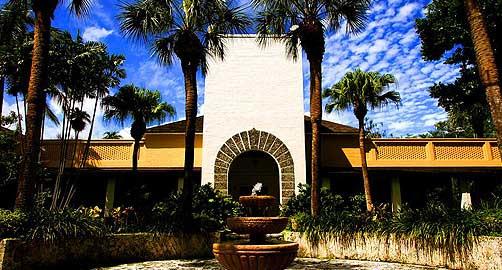 Bonnet House Museum Gardens Fort Laudedale Fl
