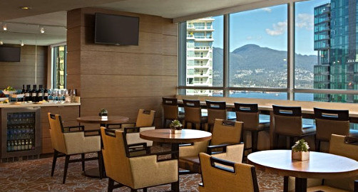Vancouver Marriott Pinnacle Downtown Hotel Booking Com