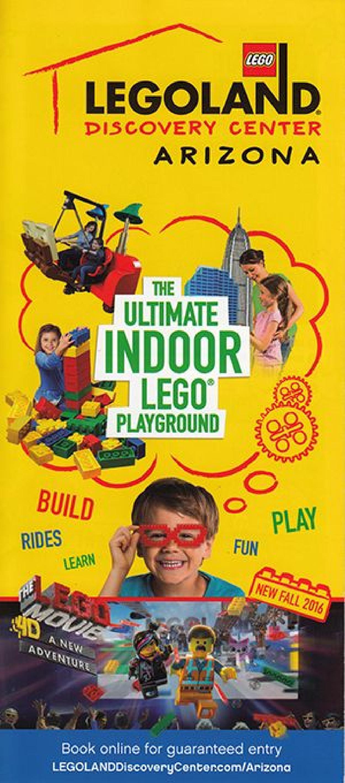 Legoland Discovery Center | Tempe, AZ :: Ettractions.com