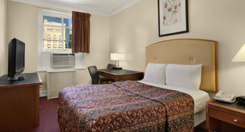 Travelodge Hotel Downtown Chicago Chicago Il