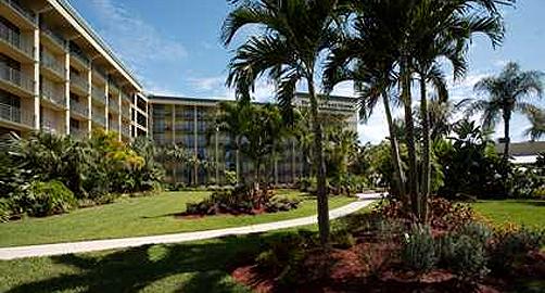 Doubletree Hotel Executive Meeting Center Palm Beach Gardens Fl