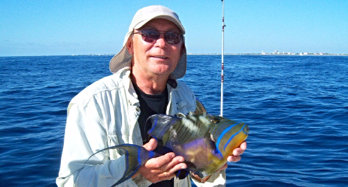Right Hook Fishing Charters Rivera Beach Fl