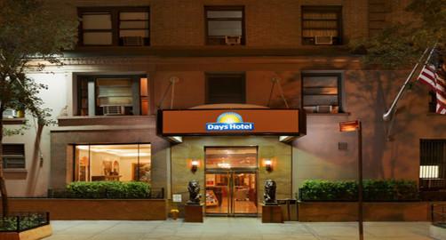 days hotel broadway new york ny. Black Bedroom Furniture Sets. Home Design Ideas