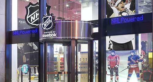 reebok new york city