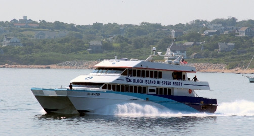 High Speed Ferry To Block Island Narragansett